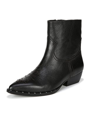 Sam Edelman Ava 30mm Western Ankle Boots