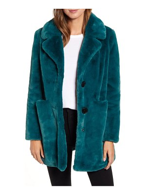 Sam Edelman faux fur jacket