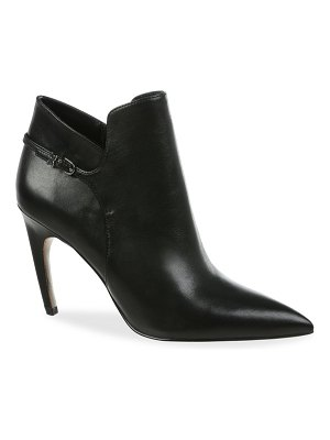 Sam Edelman fiora point-toe leather ankle boots