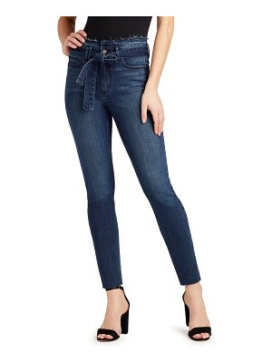 Sam Edelman the stiletto belted ankle skinny jeans