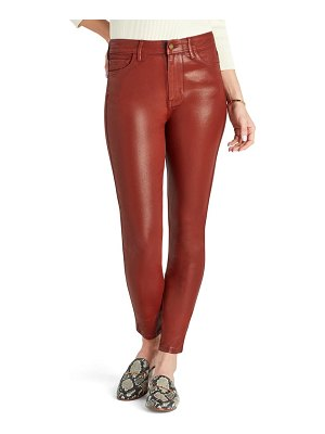 Sam Edelman the stiletto coated ankle skinny jeans