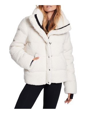 SAM. isabel sherpa puffer down jacket