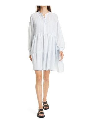 Samse Samse sams?e sams?e margo long sleeve shirtdress