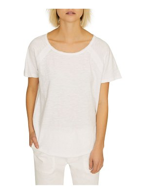 Sanctuary beacon raw edge tee