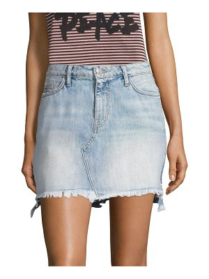 Sandrine Rose the minnie denim skirt
