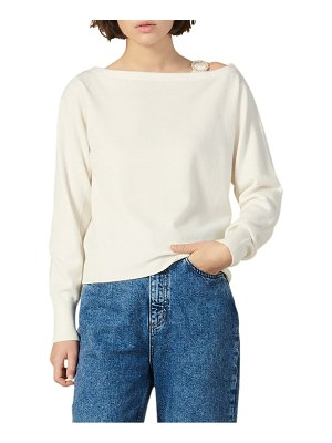 Sandro night sweater