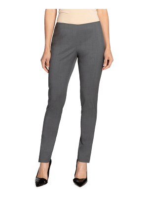 Santorelli Stretch Wool Skinny Pants