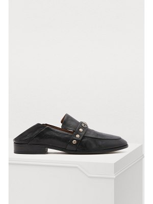 Sartore Studded loafers-mules