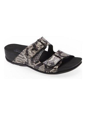SAS seaside slide sandal