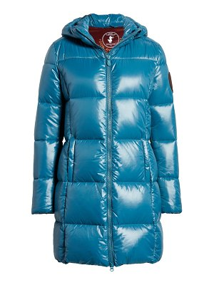 Save The Duck luck long puffer coat