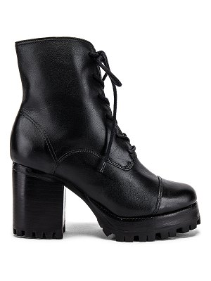 Schutz lace up boot