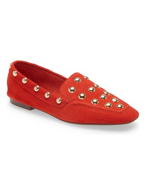 Schutz laurie studded loafer