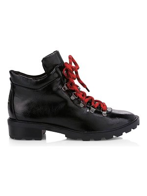 Schutz niceia leather hiking boots