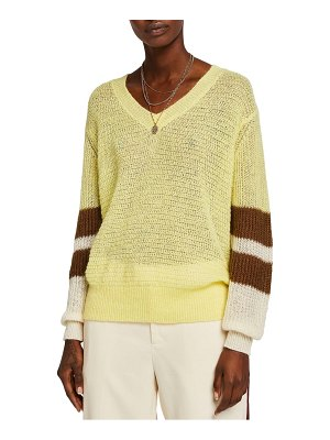 Scotch & Soda colorblock sweater