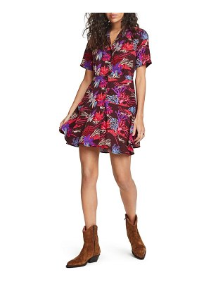 Scotch & Soda print summer shirtdress