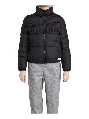 Scotch & Soda quilted western jacket