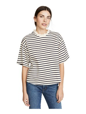 Sea claudia striped tee