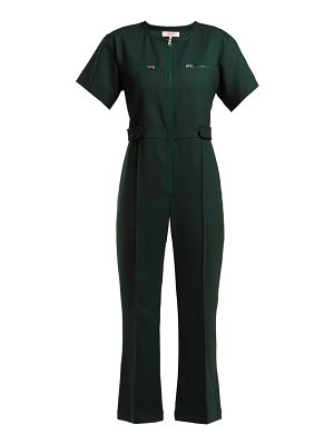 Sea tradition technical-fabric jumpsuit