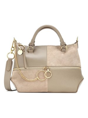 See By Chloe emy medium leather shoulder bag
