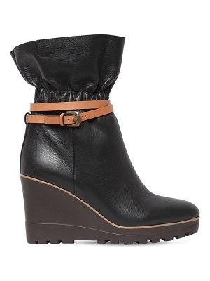 See By Chloe 70mm leather ankle boots