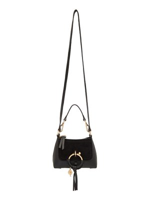 See By Chloe black mini joan bag