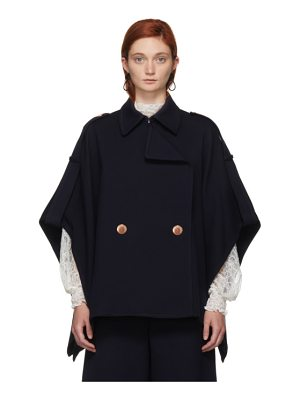 See By Chloe Cape Coat