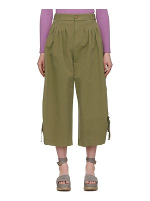 See By Chloe Cargo Culottes