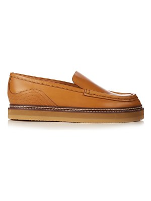 See By Chloe Christie leather loafers