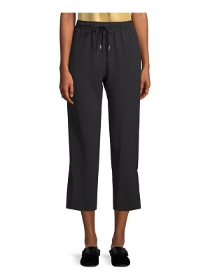 See By Chloe Cropped Crepe Trousers