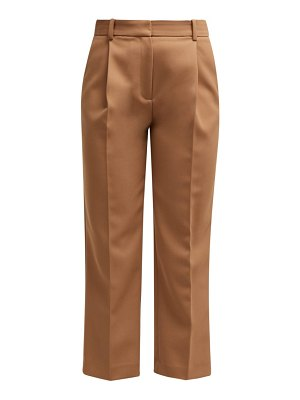 See By Chloe cropped tricotine trousers