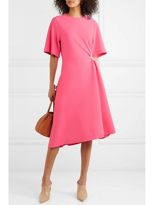 See By Chloe cutout stretch-crepe dress