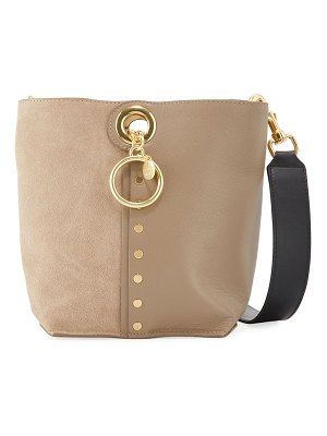 See By Chloe Gaia Small Leather Tote Bag