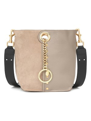 See By Chloe gaia small leather tote