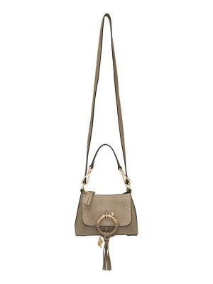 See By Chloe grey mini joan bag