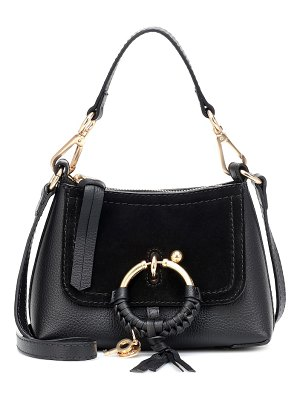 See By Chloe joan mini leather shoulder bag