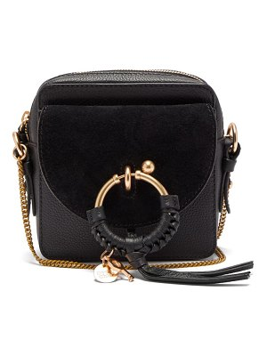 See By Chloe joan square leather cross-body bag