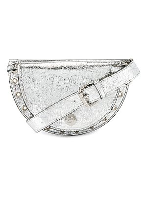 See By Chloe kriss metallic belt bag