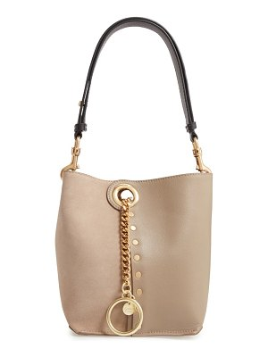 See By Chloe leather shoulder bag