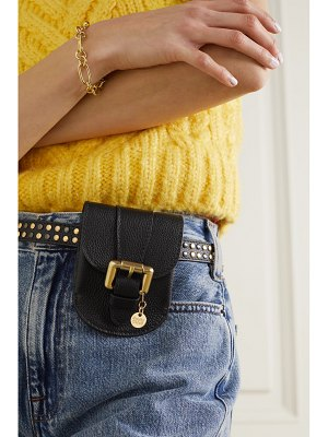 See By Chloe lesley studded textured-leather belt bag