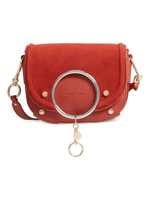 See By Chloe mara leather crossbody bag