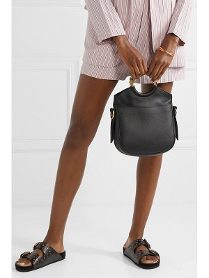 See By Chloe monroe small textured-leather tote