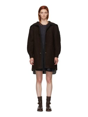 See By Chloe Oversized Coat