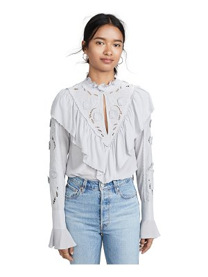 See By Chloe ruffle blouse