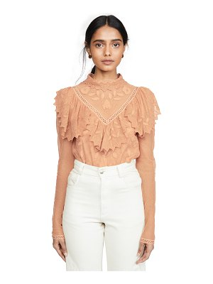 See By Chloe ruffled collar blouse