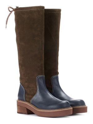 See By Chloé suede boots