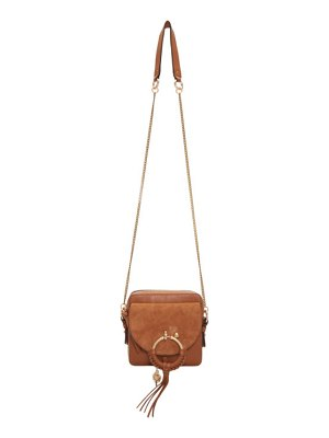 See By Chloe tan mini joan bag