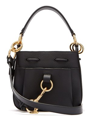 See By Chloe tony small leather bucket bag