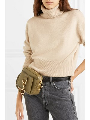 See By Chloe tony two-tone textured-leather belt bag
