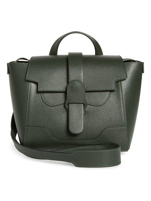 SENREVE mini maestra leather satchel
