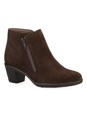 Sesto Meucci Pallas Water-Resistant Ankle Booties